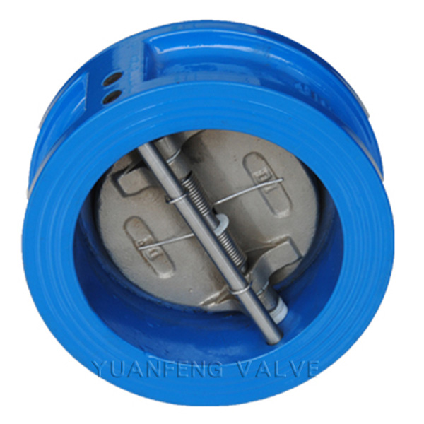 Dual Plate WaferType Check Valve